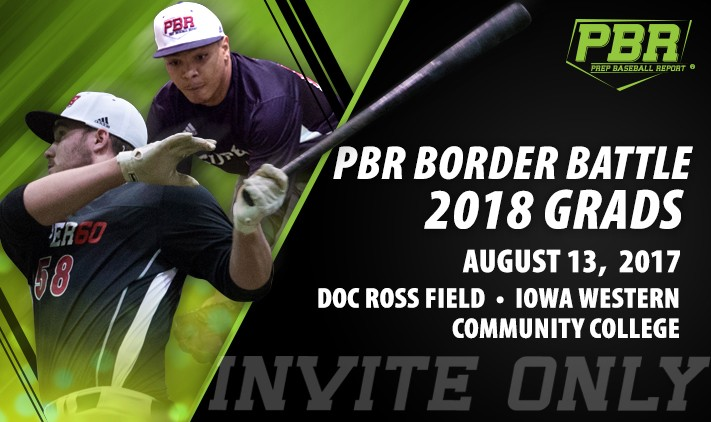 PBR Border Battle- 2018 Grads (Invite Only)