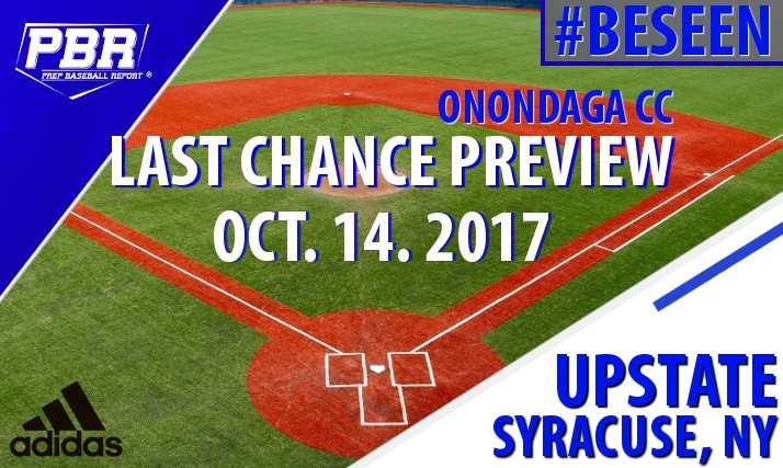 Last Chance Preview - Upstate (Closed)