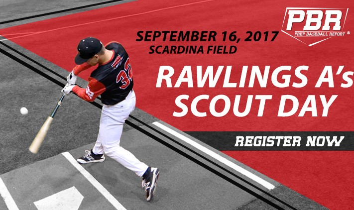 Scout Day: Rawlings A's Prospects