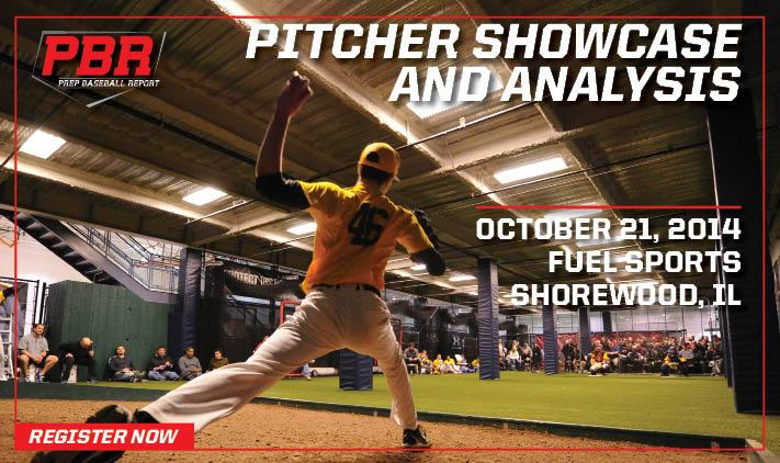 10.21.14 Pitcher Showcase