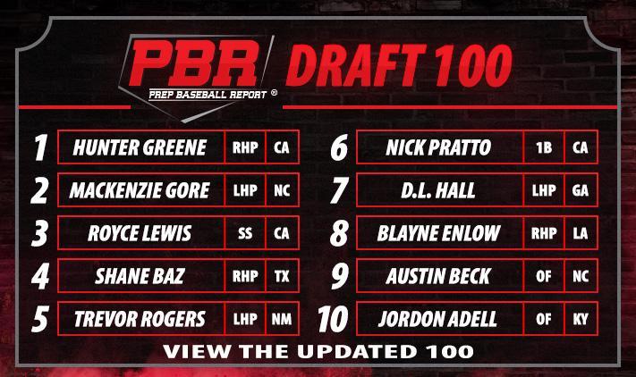 PBR Draft 100