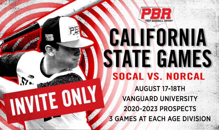California Baseball Showcases | Prep Baseball Report