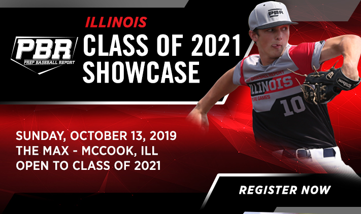 Baseball Showcases | Illinois | Prep Baseball Report