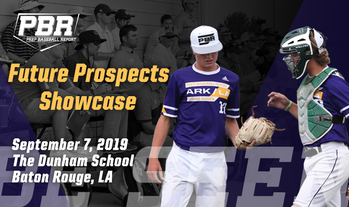 Prep Baseball Report > Louisiana > Showcases