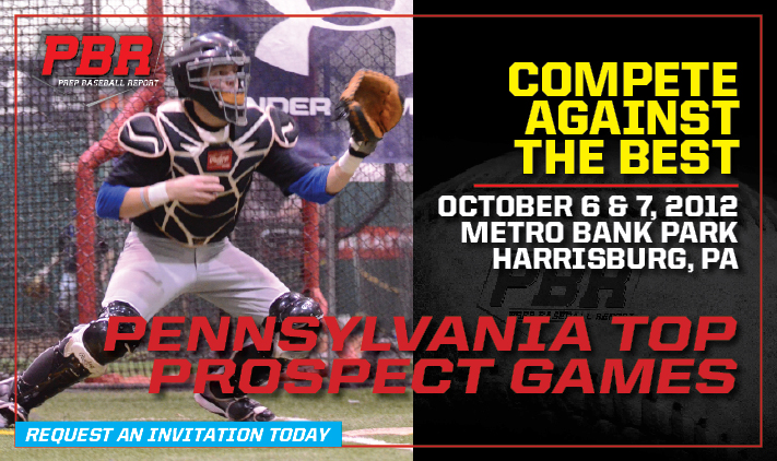 PA Top Prospect Games 2012